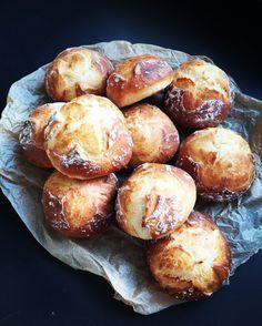 Buttermilch Dinkelbrötchen   – Brot ● Bread
