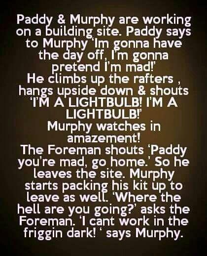 Paddy & Murphy