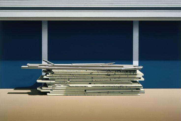Pierre Dorion, Stack, 2003 Une soixantaine d'oeuvres de Pierre Dorion seront exposées au Musée d'art contemporain de Montréal du 4 octobre 2012 au 2 janvier 2013.