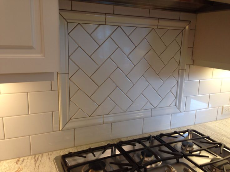 Detail Behind Stove Renaissance House In West Linn Large