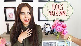 Flores de papel Yuya - YouTube
