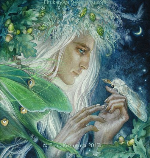 Lorien by EKukanova.deviantart.com on @DeviantArt. Irmo Lorien, Master of Visions and Dreams