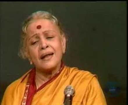 Pyaare Darsan Deejo Aaj_MS Subbulakshmi_Meera