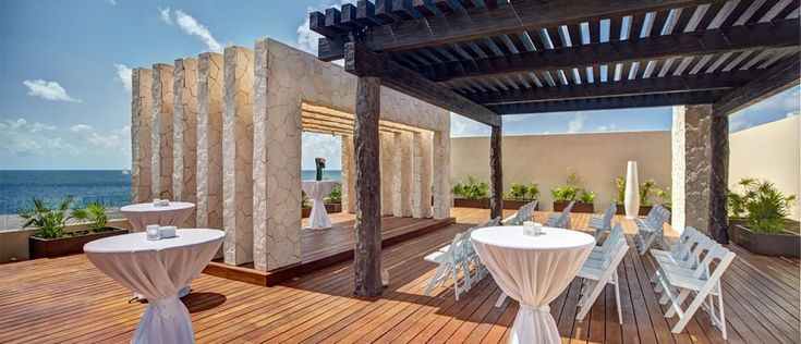 This gorgeous destination wedding venue located at Royalton Riviera Cancun is a top favorite with our couples.