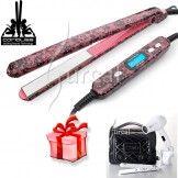 PLANCHA CORIOLISS C2 TITANEO  ENCHANTED + pack regalo secador y plancha