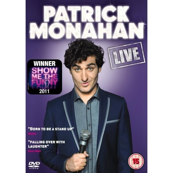 http://ift.tt/2dNUwca | Patrick Monahan Live Show Me The Funny Winners DVD | #Movies #film #trailers #blu-ray #dvd #tv #Comedy #Action #Adventure #Classics online movies watch movies  tv shows Science Fiction Kids & Family Mystery Thrillers #Romance film review movie reviews movies reviews