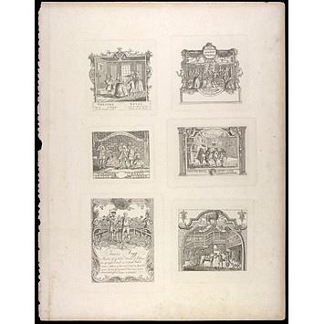 Collection of Hogarth logos