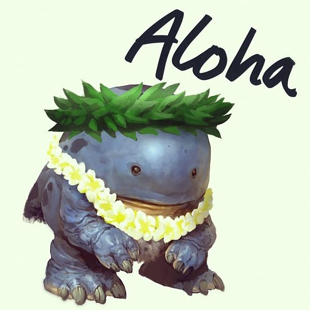 Aloha Friday    Instagram de Kekai Kotaki