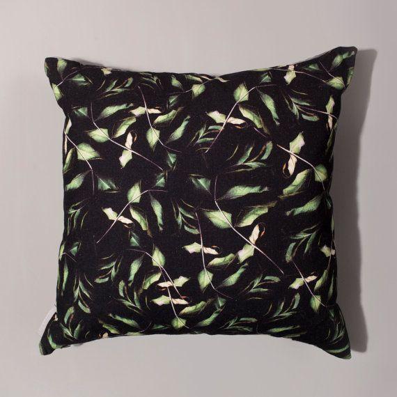 45x45cm 'Rose Leaf' Cushion by SCastilloLifestyle on Etsy