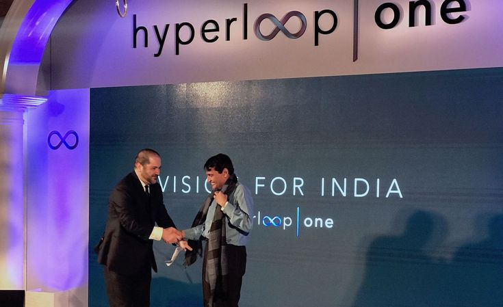 The Indian government and Hyperloop One : How To Geeks