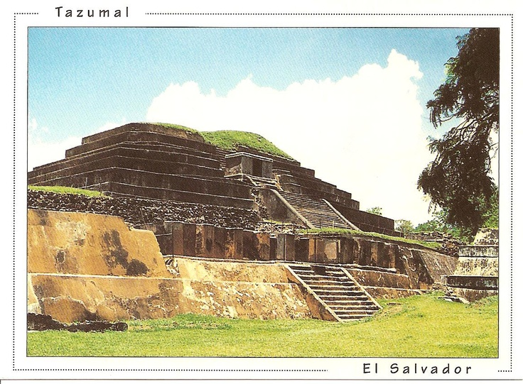 I haven't been to El Salvador, but I imagine it would be cool.