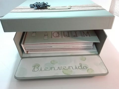 Album + Caja bebe ( Album & Box Baby) DAYKA - YouTube