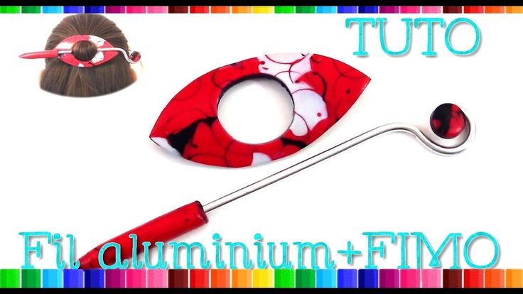 17 meilleures id es propos de tutoriel fil d 39 aluminium - Tuto bijoux pate fimo et fil aluminium ...