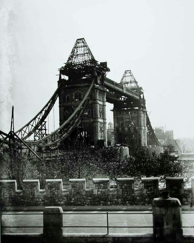 Tower Bridge....1893