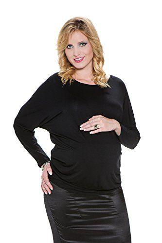 My Tummy Maglia premaman Margo nera L (large) My Tummy http://www.amazon.it/dp/B00O8Y8SWG/ref=cm_sw_r_pi_dp_Z861vb036WND8