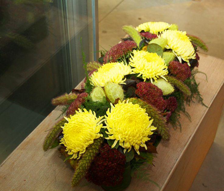 Rouwwerk bij Tuincentrum Van Eeckhaut - www.tuincentrumvaneeckhaut.be