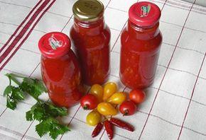 Ketchup ahogy Piroska készíti | NOSALTY – receptek képekkel