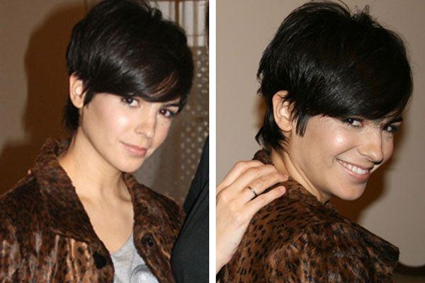 Cabello corto!! nuevo look de Agustina Cherry by Bebe SandersShorts Hair, Wanting, Cabello Corto, Hair Shorts, Con Elegancia, Cortes Con, Hair, Cherries Shorts, Cuts