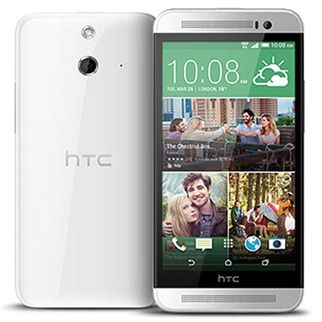 "Original HTC One E8 WW Version 2GB RAM 16GB ROM Mobile Phone Quad-core 13MP Camera 5.0"" Screen WIFI GPS Refurbished cell phone"