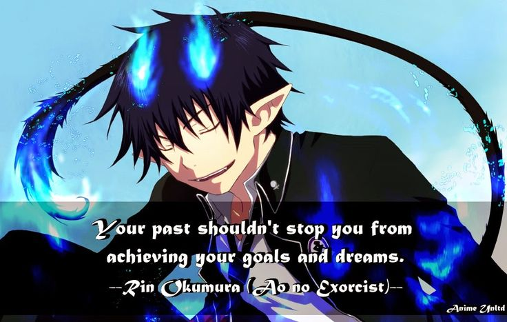 Blue Exorcist Quotes by @quotesgram