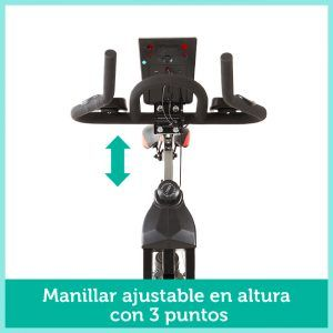 Manillar bici spinning