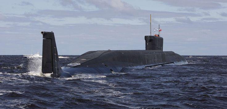 INFO OBS. Un sous-marin nucléaire russe repéré dans le Golfe de Gascogne