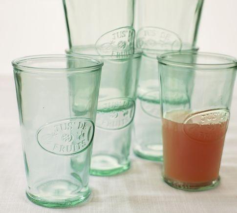 Fruit Juice Glasses