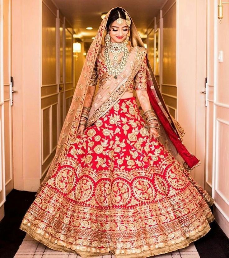 Indian Ethnic Bridal Wear