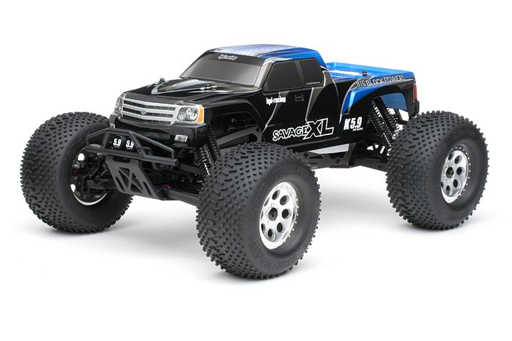 The Savage XL – Extra Large Size and Mega Power!