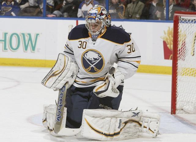 Ryan Miller Buffalo Sabres