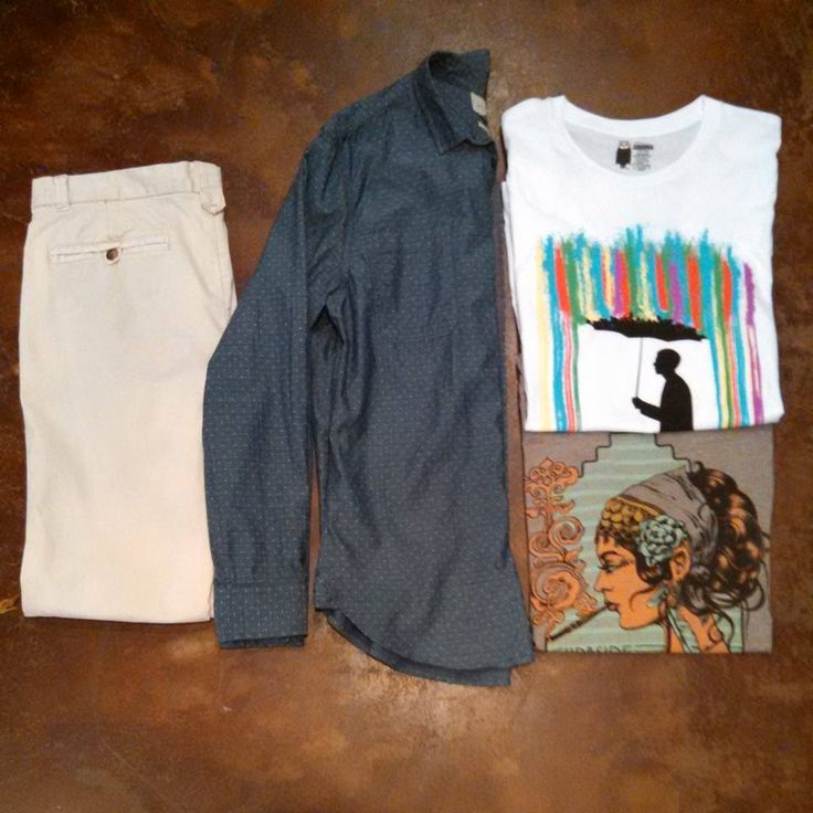 French Connection shorts, Civil Society button down, Arka Tee, Curbside tee. #menswear #shophouseofsage www.houseofsage.com www.facebook.com/shophouseofsage www.house-of-sage.shoptiques.com