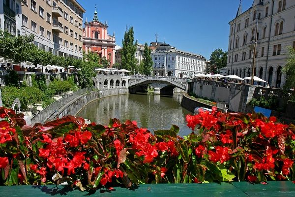 Liubliana - Eslovénia