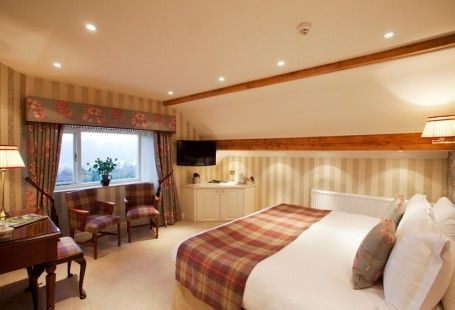 Haweswater is a #Superior #Room on the second floor with beautiful Lake views of #LakeWindermere. www.lindethfell.co.uk/bedrooms/haweswater