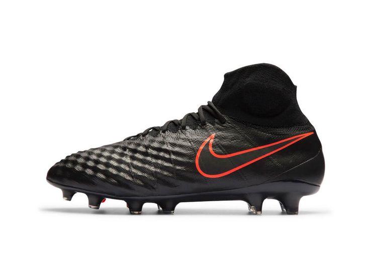 Nike Magista Obra II Firm Ground Men's Football Boots Black