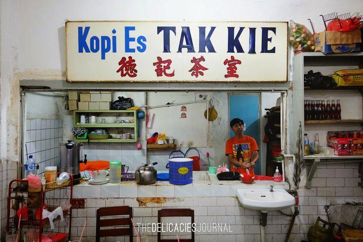 KOPI ES TAK KIE, JAKARTA | Jakarta Food Blogger : THE DELICACIES JOURNAL