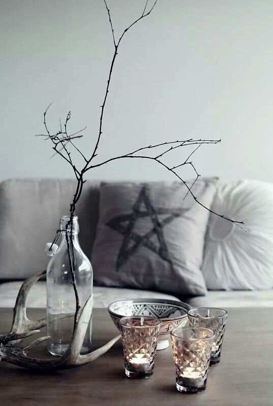 pagan home decor