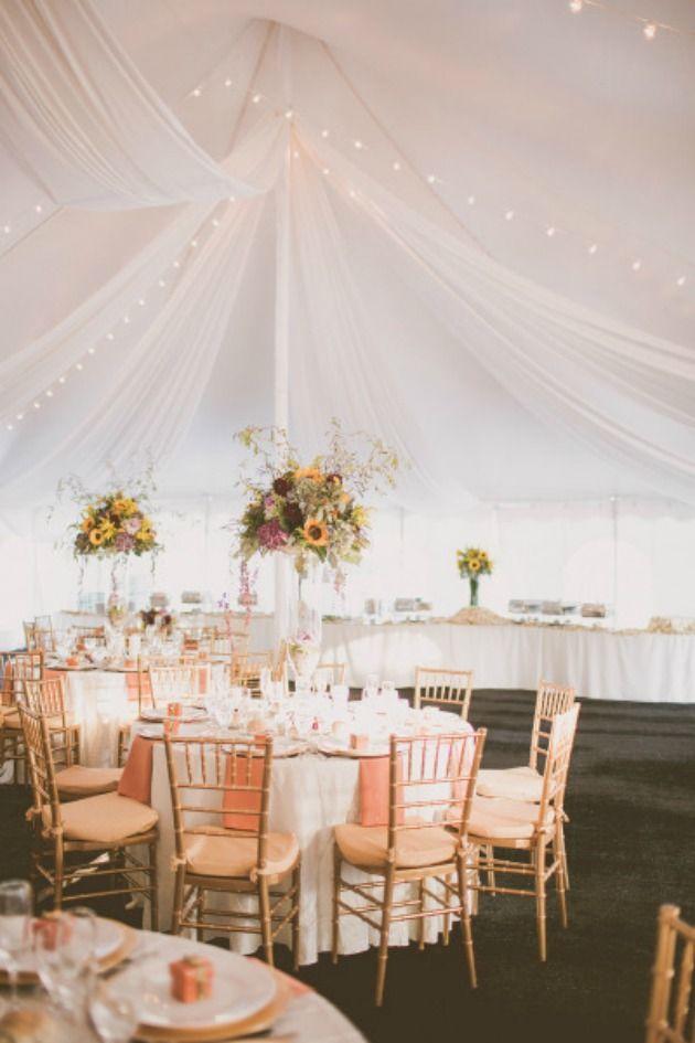 Hochzeit feiern im Zelt  Brautherzde Hochzeitsblog