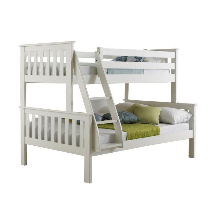 Home Haus Niyat Triple Sleeper Bunk Bed On Groupon For 286