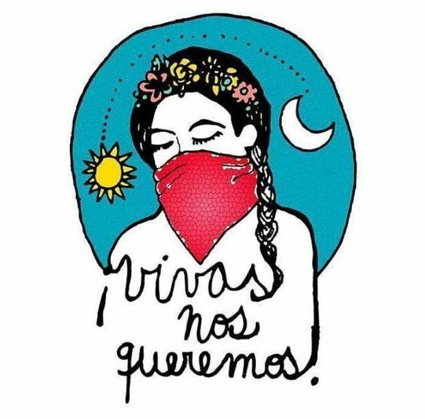 Los carteles de la marcha por #NiUnaMenos Información General