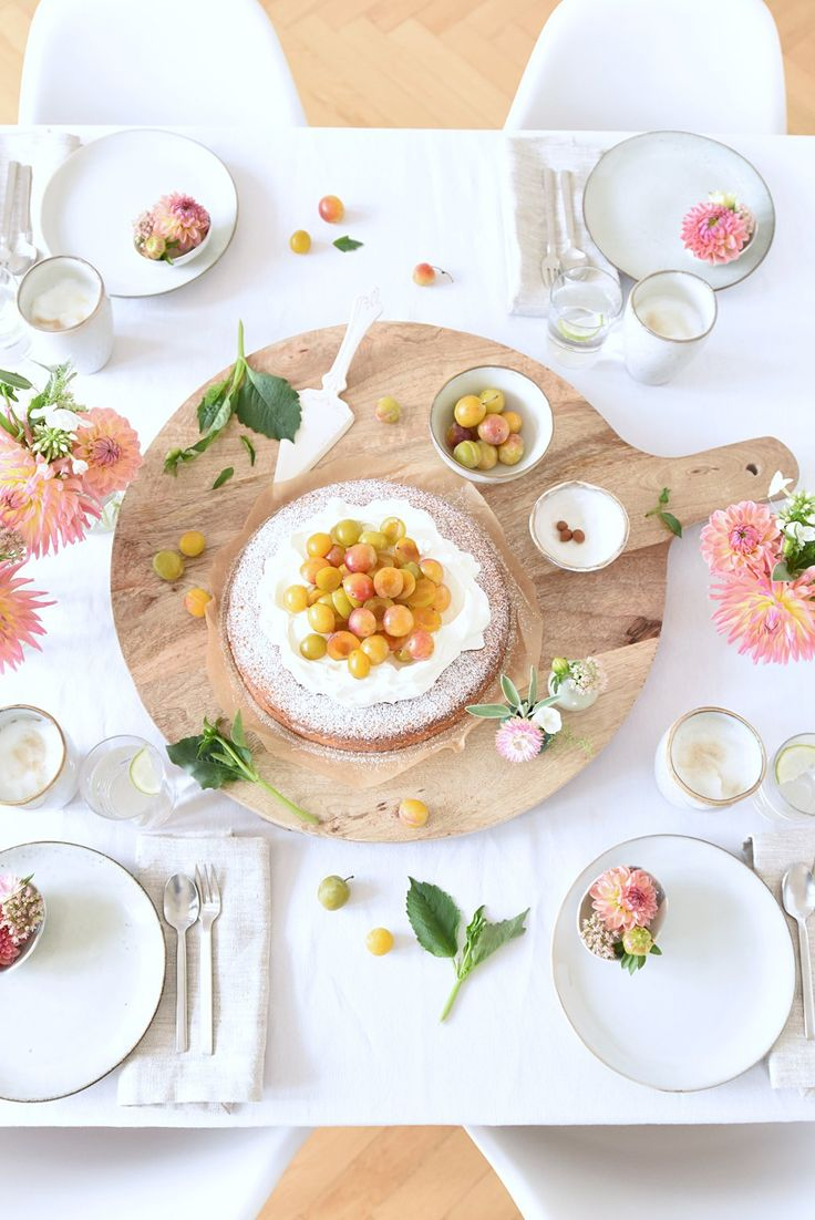 Stunning Tabletop Ideas For Late Summer