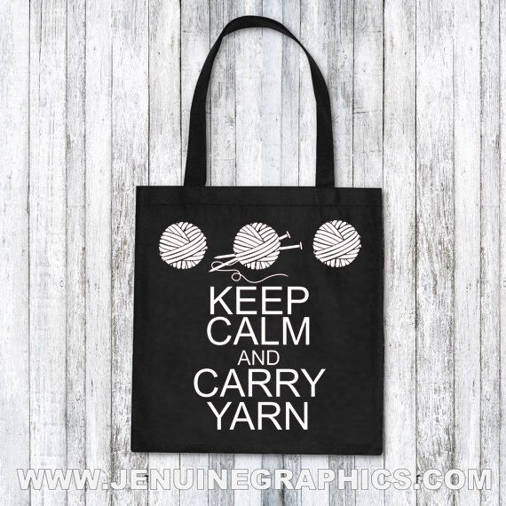 A personal favorite from my Etsy shop https://www.etsy.com/ca/listing/500678811/tote-bag-crochet-lover-knitting-lover
