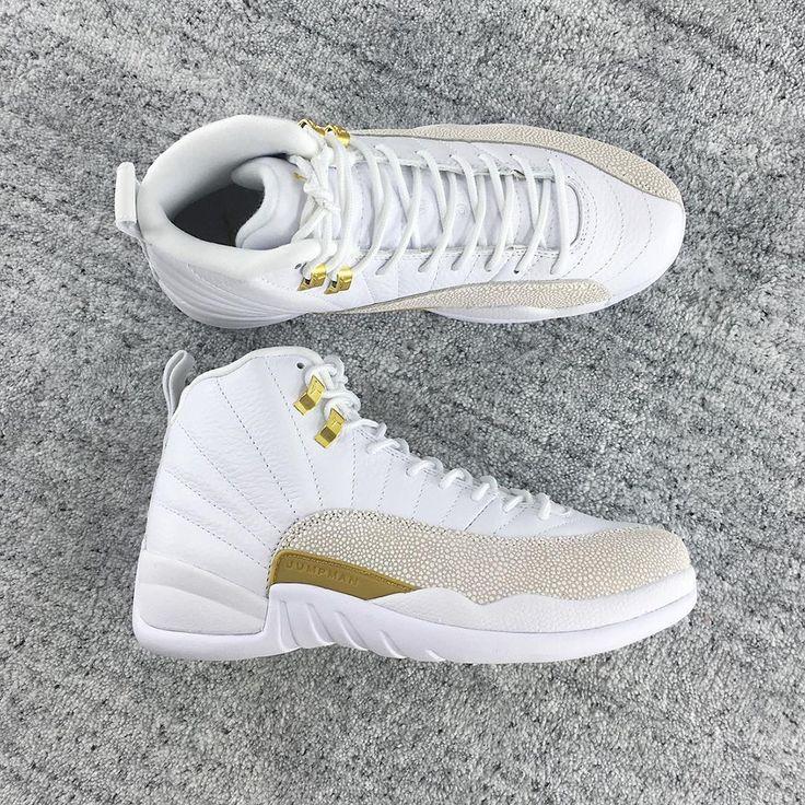 "OVO x Air Jordan 12 Retro ""White"" to Release This Summer - EU Kicks: Sneaker Magazine"