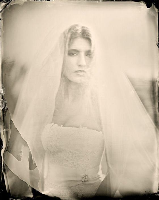 Hochzeitsfotografie im Retrostil