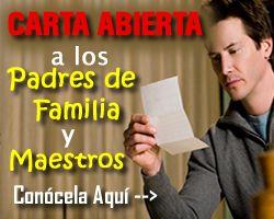 #Carta #Padres #Maestros  No sólo los padres son los responsables de la educación de sus hijos. http://www.epicapacitacion.com.mx/articulos_info.php?id_articulo=435