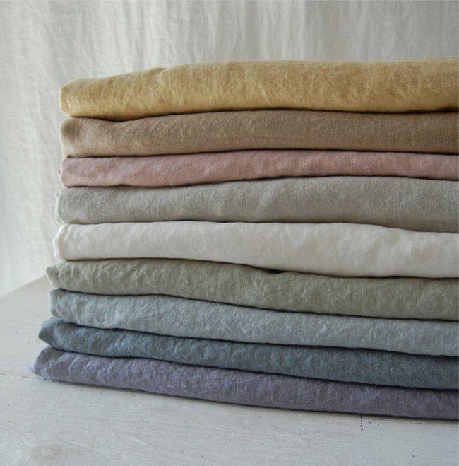 les 25 meilleures id es concernant couleur lin sur pinterest ensembles de couette peinture. Black Bedroom Furniture Sets. Home Design Ideas