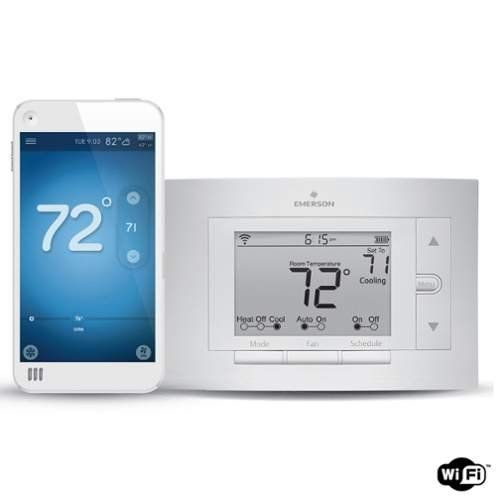 White-Rodgers Emerson Sensi Wi-Fi Thermostat #deals