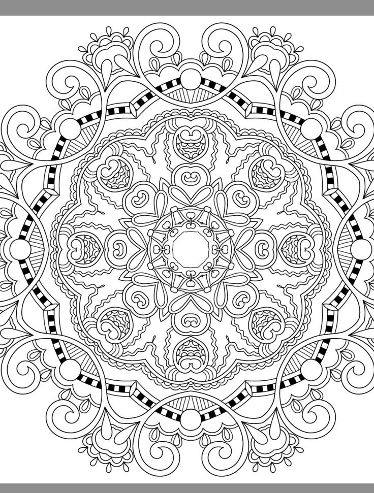 Coloring Books... for Adults! Downloadable sample pages are ... | 971x736