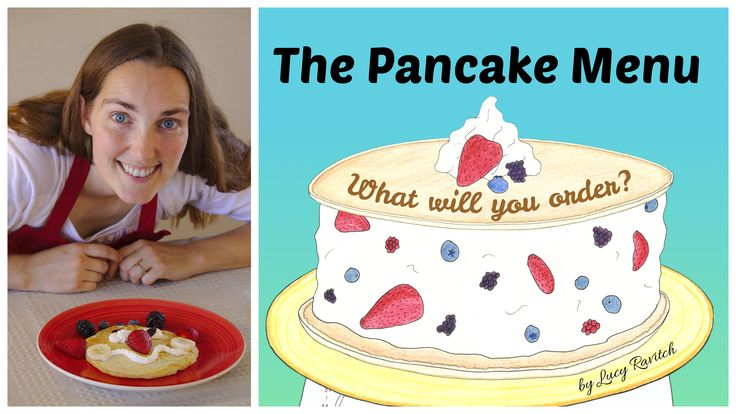 We sat down with Lucy Ravitch (@lucyravitch), author of #math activity book The Pancake Menu, for a fun Q&A! We love her creative ideas! #MathIsFun #MathIsTasty
