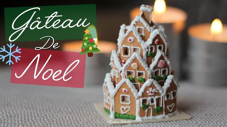 Gingerbread Christmas Village polymer clay tutorial