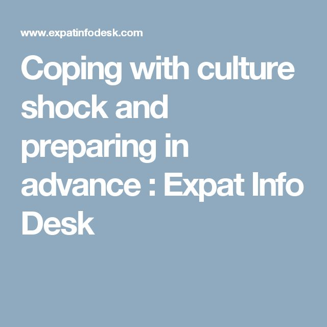 coping with culture shock essay Coping with culture shock globalization: survival skills for missionaries, foreign exchange students and others working to weather cultural shock as they bridge.